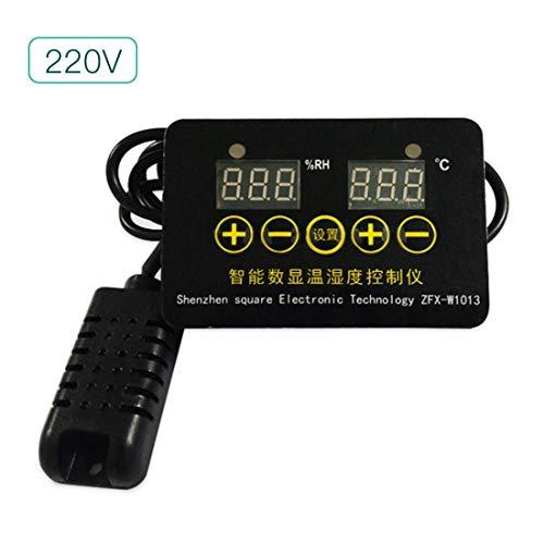 Formulaone Intelligente Digitale Temperatur & Luftfeuchtigkeit Controller Sensor Sonde Dual-Zweck Konstante Temperaturregelung Schalttafel