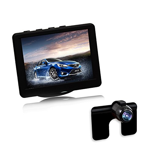 auto-vox-car-wireless-rear-view-camera-monitor-kit-35-inch-lcd-reversing-monitor-24g-wireless-with-1