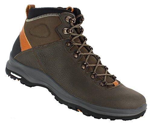 AKU Unisex-Erwachsene La Val Plus Trekking-& Wanderschuhe Braun (Dark Brown)