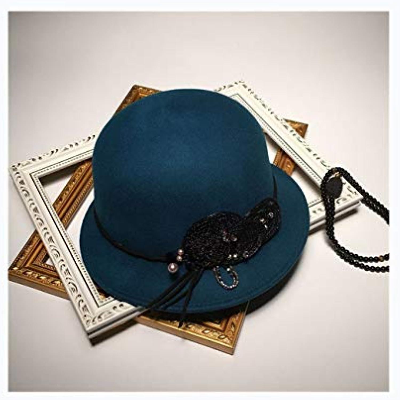 SweetStyle Cappello a Cilindro da Cupola Donna Top a Cupola da Invernale da  Donna Elegante b19b6a6c7283