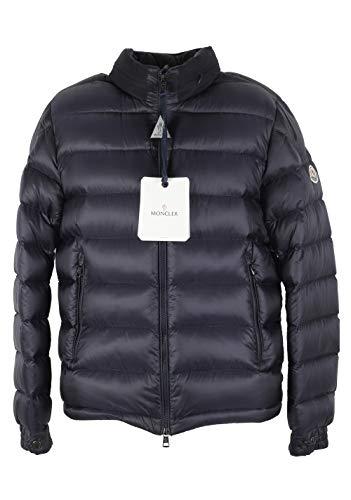Moncler CL Blue Rodez Doudoune Jacket Coat Size 1   S   46 36 U.S. ... a4f2697569f7