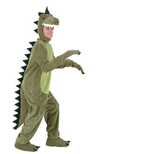 Nihiug Luxus Halloween Kostüm Bühnenaufführung Tier Kostüm Erwachsene Kinder Kind Kinder Dinosaurier Kostüm Elternteil Klassiker Teufel (Kostüm Person Alte Einfach)
