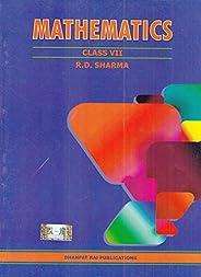 Mathematics for Class 7 (Examination 2020-2021)