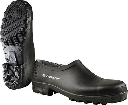 Dunlop Dunlop Galosche ''Monocolor Wellie Shoe'' PVC schwarz Gr. 43