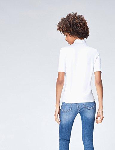 FIND Damen T-Shirt Weiß