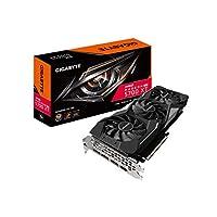 بطاقة رسومات جيجابايت راديون Rx 5700 Xt للألعاب OC 8G، PCIe 4.0، 8GB 256-Bit GDDR6، Gv-R57XTGAMING OC-8GD