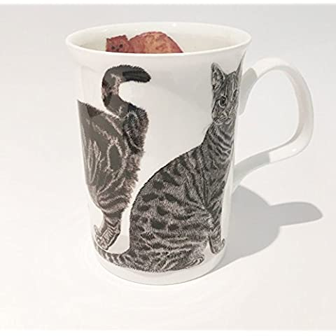 Gatos Galore–Taza, diseño de gato