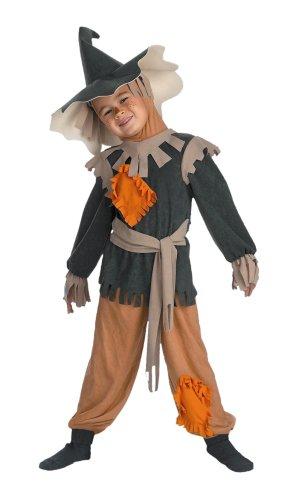 Disguise 2169L - Kleine Vogelscheuche Größe 116 (Kleine Vogelscheuche Kostüme)