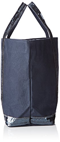 Vanessa Bruno  0Pve01-V40413, Damen Tote-Tasche one size Blau - Bleu (781 Pyrite)