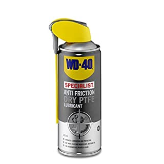 WD-40 Specialist Dry Lubricant with PTFE 400ml