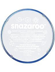 Snazaroo Kinder - Schminkfarbe, 18ml - Topf Weiß