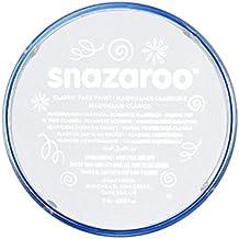 Snazaroo - Colori Pittura per il Viso, Bianco, 18 ml