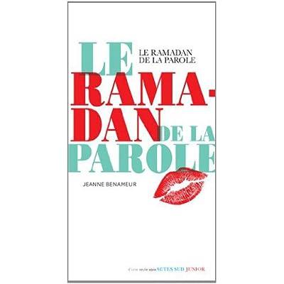 Read Le Ramadan De La Parole Online   JonathonLester