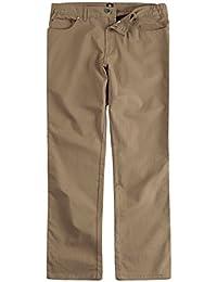 JP 1880 Herren große Größen bis 64 | Hose | Nanotherm-Kleidung | elastischer Bund | Pflegeleicht, Fleckenschutz, Knitterarm & Formstabil | 5-Pocket Form | 700281