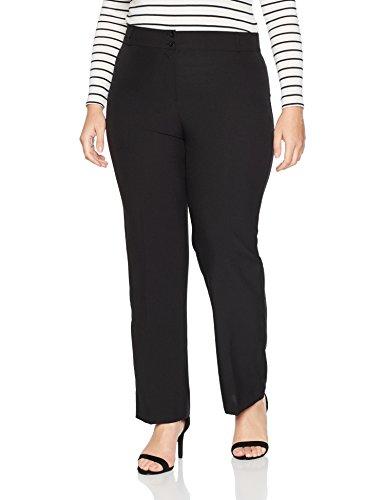 Simply Be Womens Straight Leg Bi-Stretch Trousers