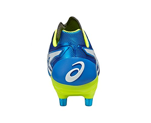 Asics Gel-Lethal Tight Five Chaussures De Rugby blue