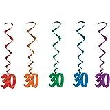 Arteki 30 Whirls (asstd Colors) (5/Pkg) (3-Pack) Colors