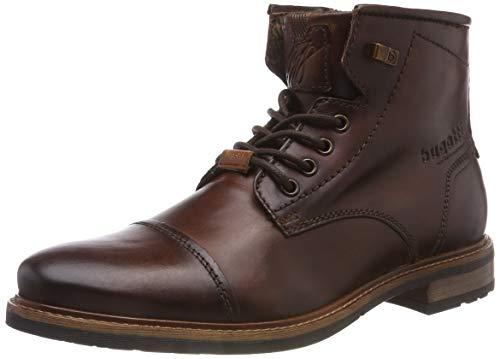 bugatti Herren 311377391100 Klassische Stiefel, Braun (Dark Brown 6100), 45 EU