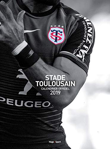 Calendrier mural Stade Toulousain 2019