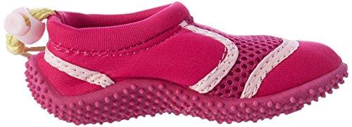 AQUA-SPEED Aquaschuhe - Wasserschuhe Für Strand - Meer - See - Ideale Badeschuhe Als Schutz Für Füsse - #AS14 Pink