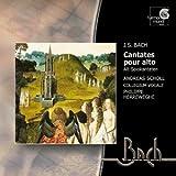 Cantates pour voix d'alto BWV 35, 54 & 170 [Import anglais]