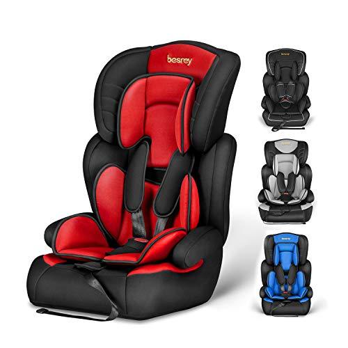 Besrey Kinderautositz Kindersitz 9-36kg Auto Kindersitz für