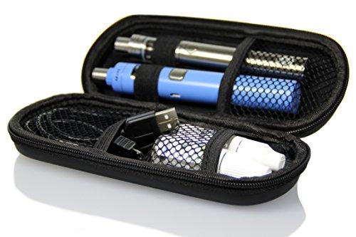 InnoCigs E-Zigaretten XL Etui (Carrying Case) in schwarz fŸr E-Zigaretten und Zubehšr - produced by Joyetech