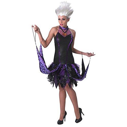 tüm Gr. S (36/38) Fasching Karneval Mottoparty Kostüm Krake Kostümparty Kleid (Ursula Kostüme Für Erwachsene)