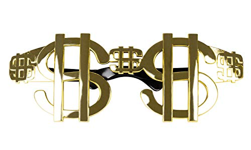 Jumbo Dollar, Gold, 27 cm ()