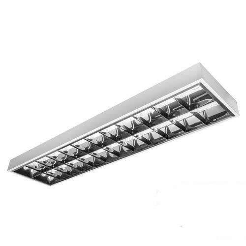 LED Rasterleuchte Empty 2x150cm T8 Bürolampe keine Röhre -