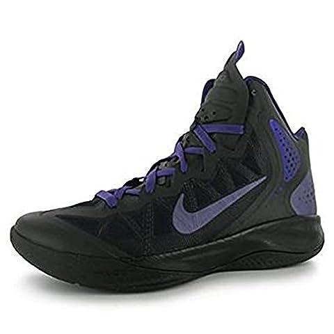 SOLDE -Nike - Chaussures Zoom Hyperenforcer-43-Noir
