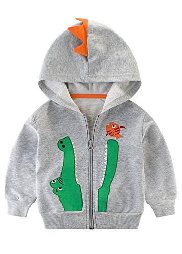for 1-2 Years Children Janly Clearance Sale Baby Top Pants Set for 0-6 Years Old Gray Toddler Boys Cartoon Dinosaur Print Tops T-shirt+Shorts Outfits Kids Pajamas Set