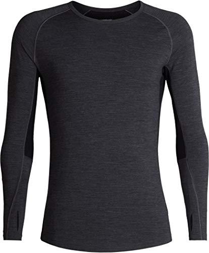 Icebreaker 200 Zone Longsleeve Crewe Shirt Men - Warme Sportunterwäsche