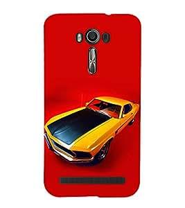 EPICCASE camero Mobile Back Case Cover For Asus Zenfone 2 Laser ZE601KL / Asus Zenfone 2 Laser ZE601KL (6 Inches) (Designer Case)