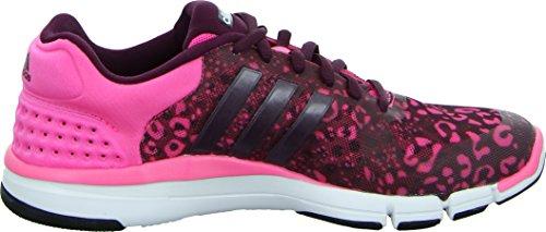 adidas Performance Damen Fitnessschuhe pink/schwarz