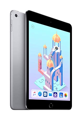 iPad mini 4 Wi-Fi + Cellular 128GB - Grigio siderale