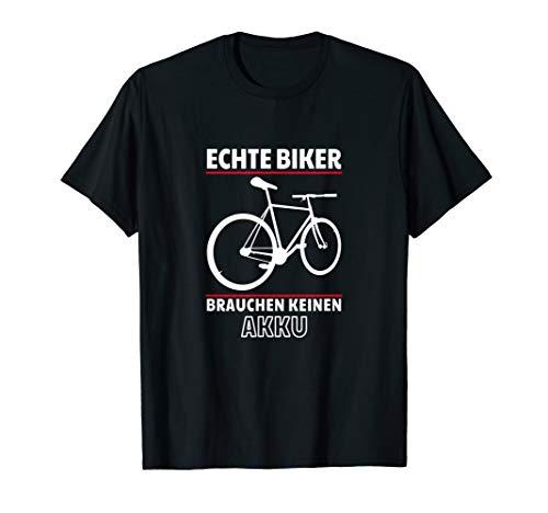 Fahrrad ohne Akku - Fixie Bike - Echte Biker brauchen keinen