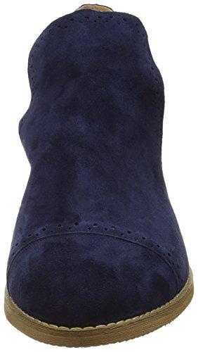 Giudecca Jy14044-2, Bottes Classiques Femme bleu (HD80 Dark blue)