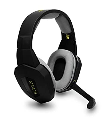 XP-HORNET Multi-format Stereo Gaming Headset (PS4) from ABP Technology