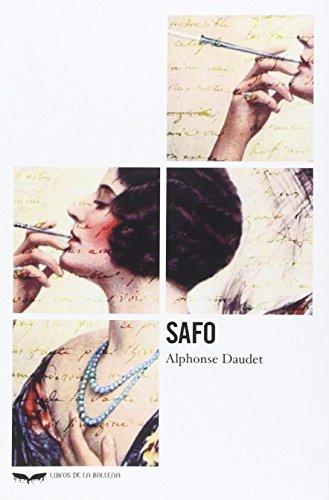 Portada del libro Safo (Libros de la Ballena)