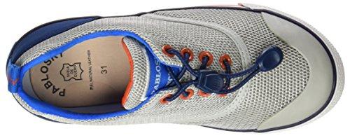 Pablosky 942150, Chaussures Garçon Gris
