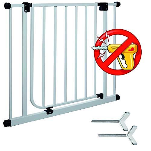 """van Hoogen® """"Modelo CLEA 2 Y"""" - Reja protectora para escaleras en..."""