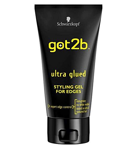 a0f1d019a0168 GOT 2B Gel coiffant invincible Ultra Glued - Facile à appliquer et à  enlever - 175