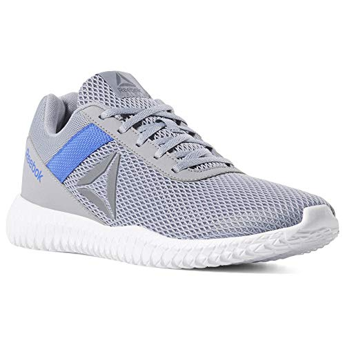 Reebok Herren Flexagon Energy Tr Multisport Indoor Schuhe, Mehrfarbig (Cool Shadow/Cold Grey/White/Crushed Coba 000), 43 EU (Schuhe Cool)