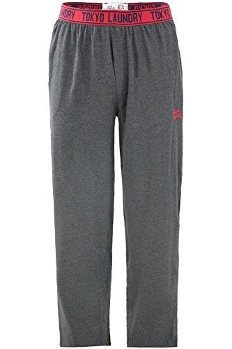 Tokyo Laundry - Pantalon - Homme XXL Gris foncé