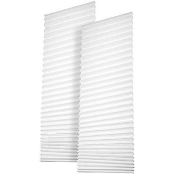 easy fensterfix rollo jalousie plissee sichtschutz aus papier ohne bohren f r. Black Bedroom Furniture Sets. Home Design Ideas