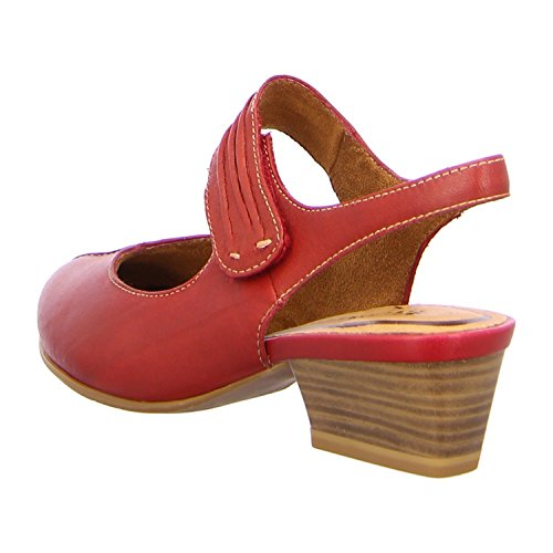 Tamaris 1-1-29501-26-533, Sandali donna Rosso