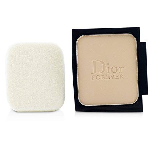 diorskin forever extreme control - compact foundation n. 010 ivoire refill