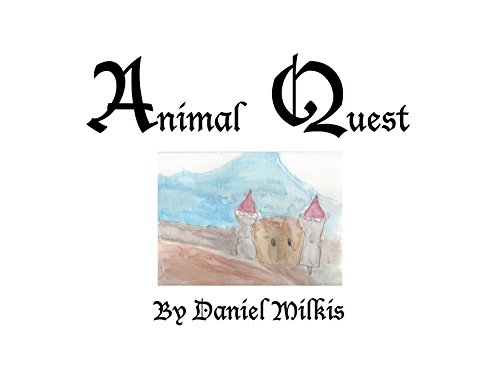 animal-quest-english-edition