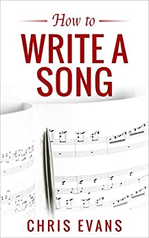 how to write song lyrics in a paper